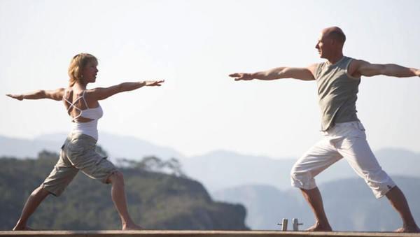 Kerstin Reif über Yoga und Pilates