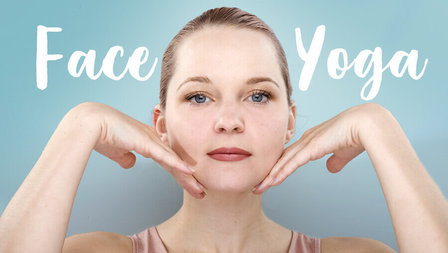 Medium face yoga gesichtsyoga