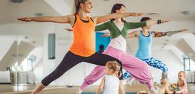 Zurück zu deiner Praxis: Yoga nach der Rückbildung