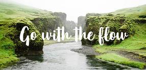 Go with the flow: Mit Yoga das Leben annehmen