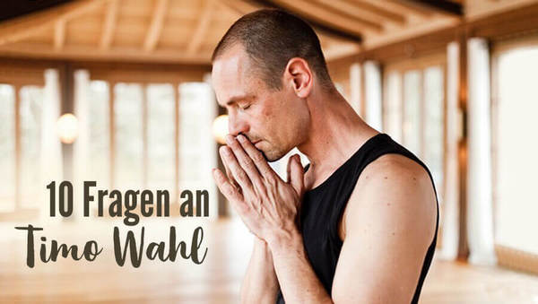 10 Fragen an Timo Wahl