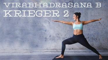I370 208 yoga asana krieger2 virabhadrasanab 420978055 artikel