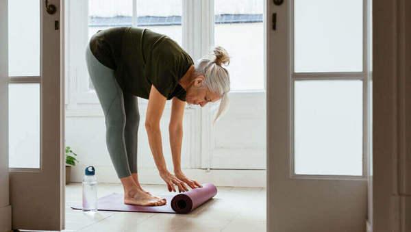 Demenz: Yoga gegen die Vergesslichkeit