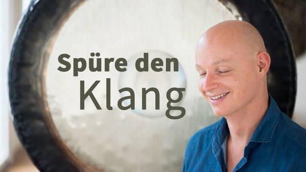 Ein Gewitter aus Klängen: Die Gong-Meditation