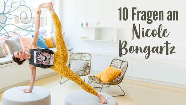 10 Fragen an Nicole Bongartz