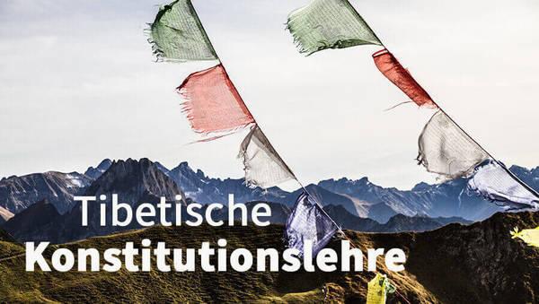 Die tibetische Konstitutionslehre