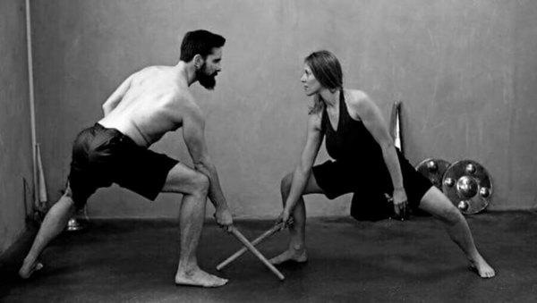 Kalari: Kampfkunst und Spiel mit den Gegensätzen