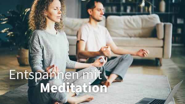 Die 5 besten Meditationen zum Abschalten