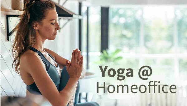 Die 5 besten Yoga-Videos fürs Homeoffice