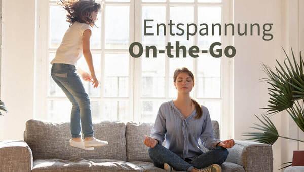 Die 5 besten Entspannungstechniken On-the-Go