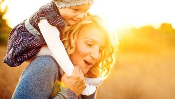Muttertag: Mutti ist die Beste