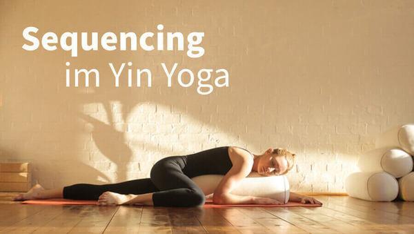 Sequencing im Yin Yoga – mit Beispiel-Yogastunde