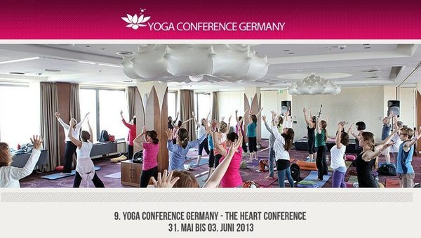 Bericht: Yoga Conference Germany 2013