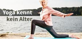 Yoga für Senioren: Yoga kennt kein Alter!