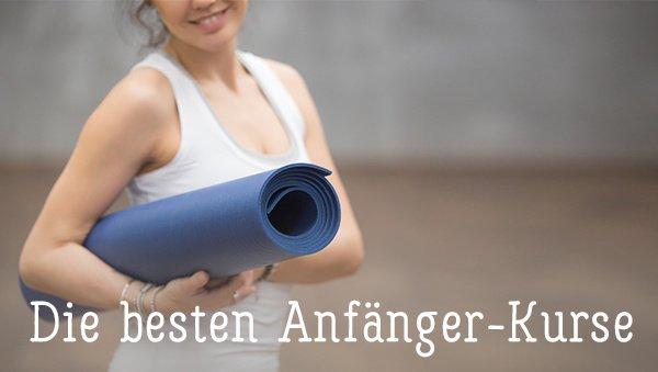 Die besten YogaEasy.de-Kurse für totale Anfänger
