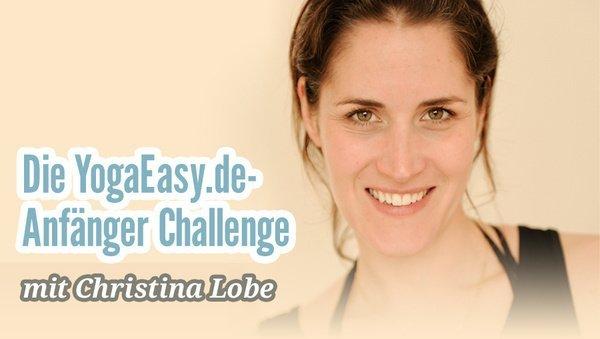 Die YogaEasy.de Anfänger Challenge - Anusara Style