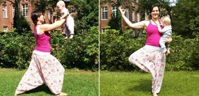 Yoga und Baby? Mission Possible!