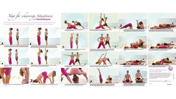 Mit Yoga schwierige Situationen meistern