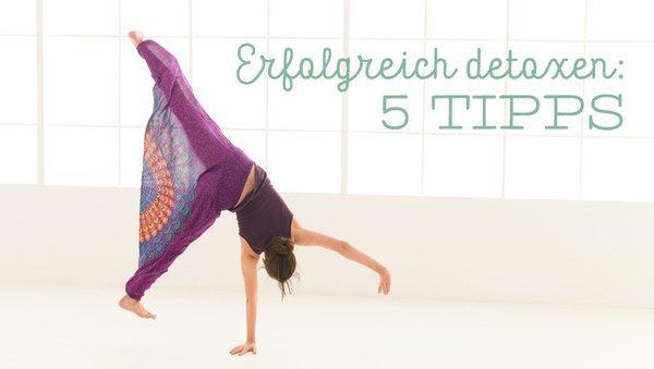 Large 5 tipps erfolgreich detoxen yoga