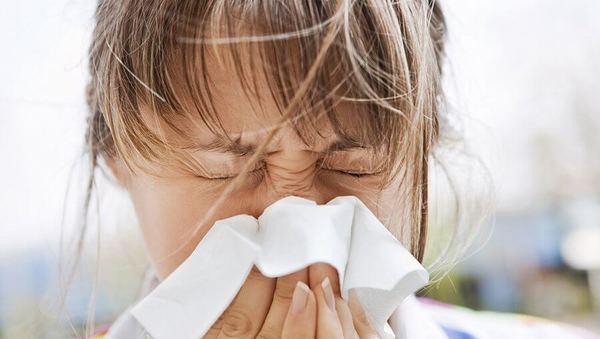 Yoga-Übungen gegen Allergien und Heuschnupfen
