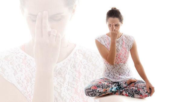 Wie Yoga-Atemübungen bei Allergien helfen