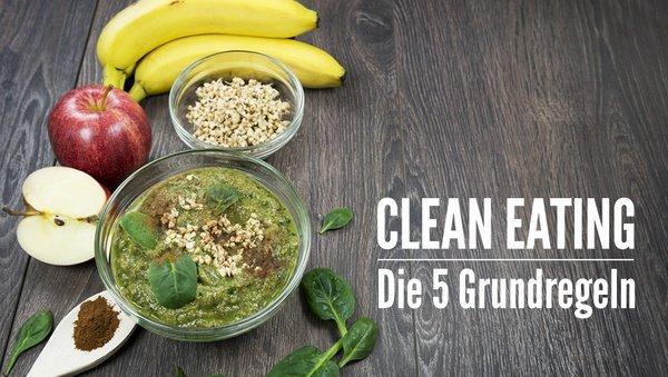"""Mit """"Clean Eating"""" zur gesunden Bikinfigur"""