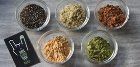 Die 8 Superfoods für einen knackigen Körper