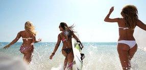 Der Strand ruft: Mit Yoga zum Bikini Body