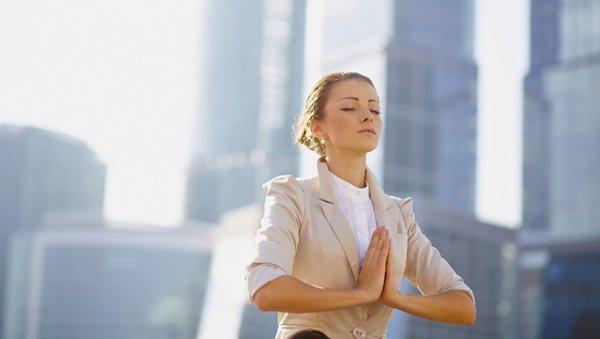 Erfolgreich durch Meditation: Warum Manager meditieren