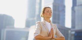 Sieger bleiben sitzen: Meditation für Manager