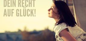 Dein Recht auf Glück – Mach dich happy!