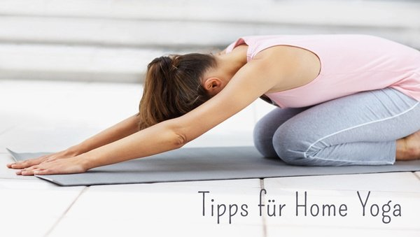 yoga zu hause tipps f r dein home yoga. Black Bedroom Furniture Sets. Home Design Ideas