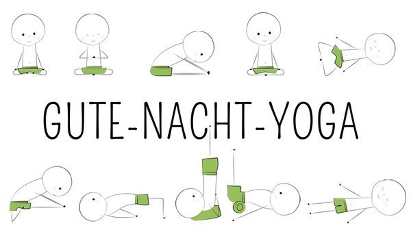 Large silverman gute nacht yoga