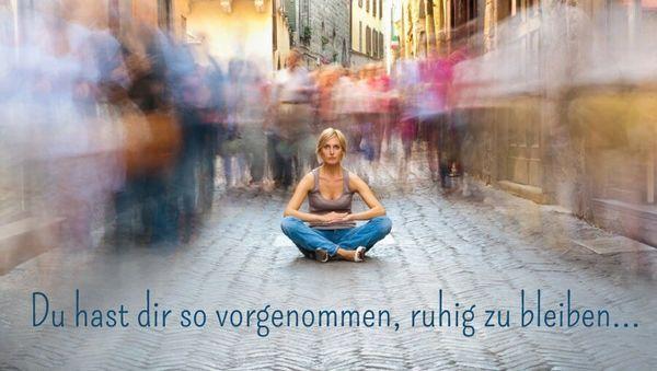 Yoga: Gelassenheit lernen