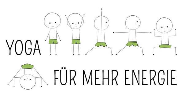 Yoga für mehr Energie: Tipps & Übungen
