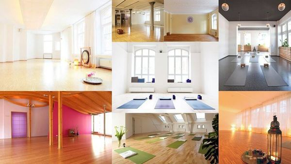 Large ye yoga studios berlin
