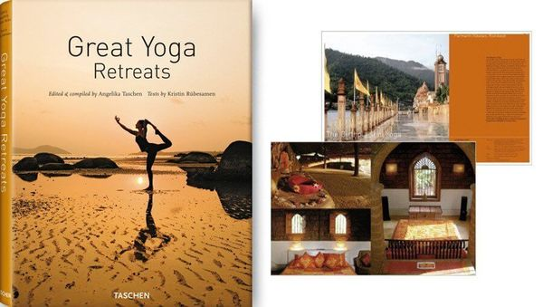 """Great Yoga Retreats"": Reiselust in Buchform"