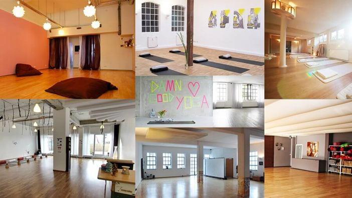Die Besten Yoga Studios In Hamburg