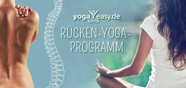 Das große YogaEasy.de Rücken-Yoga-Programm