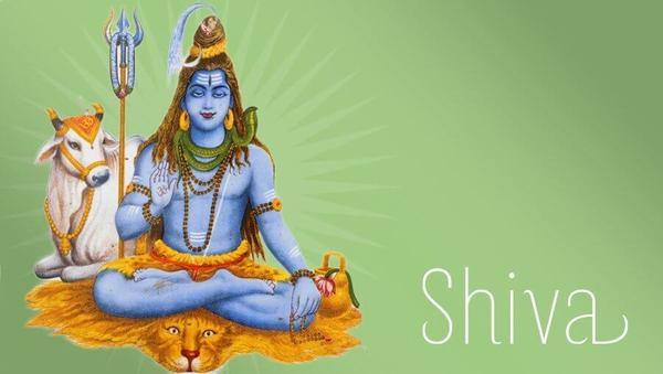 Large shiva