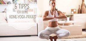 In 5 Schritten zu deinem Home Yoga