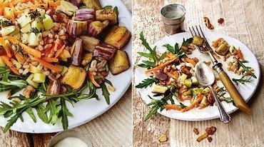 I370 208 mag apfel dinkel salat