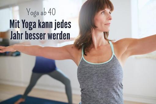 Warum wir bis ins hohe Alter Yoga üben sollten