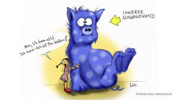 Large schweinehund
