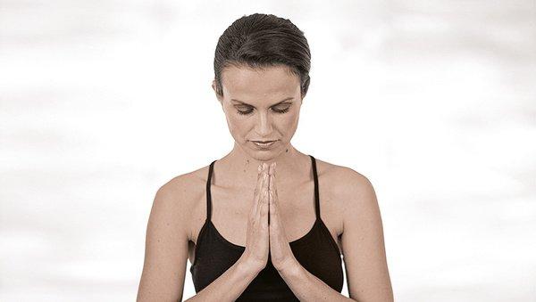 Tipps gegen Stress - Yoga und Ernährung