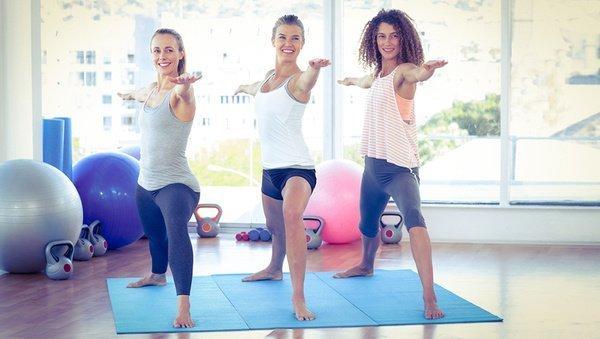 Gesund bleiben in 4 Schritten: Yoga statt Tablette