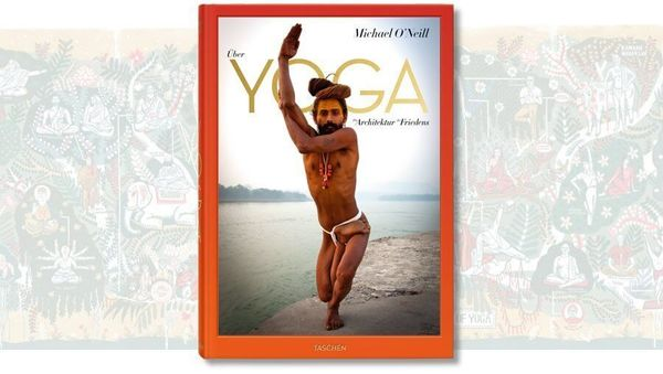 Large mag oneill yoga buch