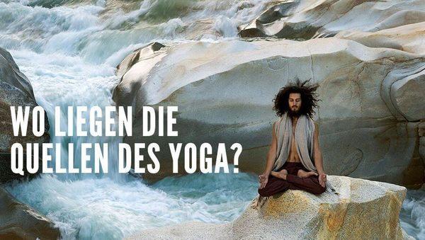 """Buchvorstellung: """"Zu den Quellen des Yoga"""""""