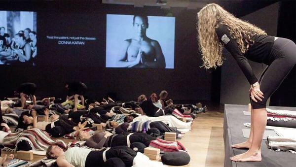 Urban Zen aus New York: Mehr als Yoga und Mode