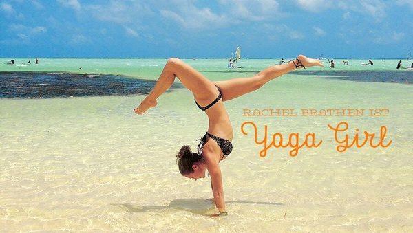 """Rachel Brathen – das ultimative """"Yoga Girl"""""""